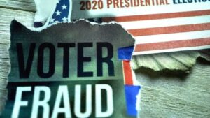National Election Fraud: Evidence Of National Chicanery During America's 2020 Presidential Election
