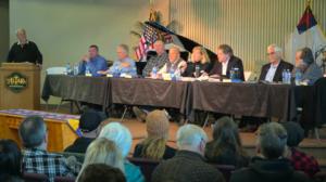 Idaho Legislator town hall in Kootenai County