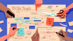WA State Bill4001Could Take Down Our U.S. Constitution Overnight!