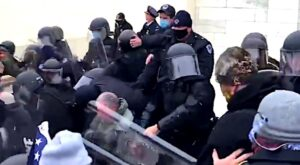 35 Capitol Police officers under investigation in Jan. 6 incident