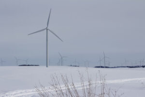 Left spins as Texas turbines freeze