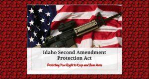 Idaho Small Arms Protection Act