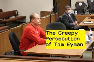Washington State's Creepy Persecution of Tim Eyman