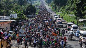 Biden Invites Tidal Wave of Illegals into the U.S.