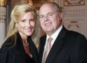 Rush's wife spoke on the Golden Microphone, Trump also responded over his passing