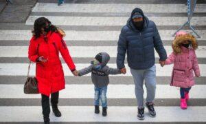 Mask Mandates Seem to Make CCP Virus Infection Rates Climb, Study Says