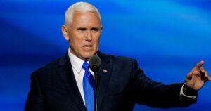Mike Pence Proud He Certified Biden's Election, Unloads on Trump