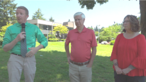 THREE POTENTIAL CANDIDATES FOR COEUR D'ALENE, IDAHO CITY COUNCIL ANSWER QUESTIONS