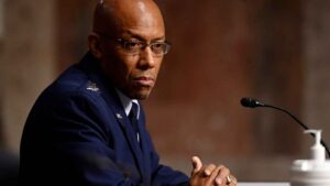 Air Force Chief of Staff Brown's Racism Witch Hunt