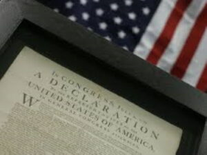 The Declaration of Independence: An American Insurrection?