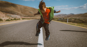 FREE-RANGE KIDS: LET THEM BE KIDS, BEFORE IT'S TOO LATE