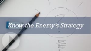 The Enemy's New Strategy